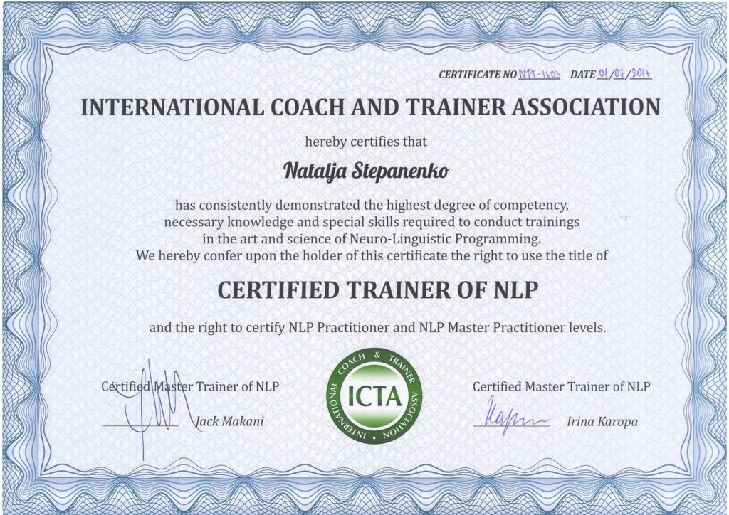 certificate-trainer-nlp