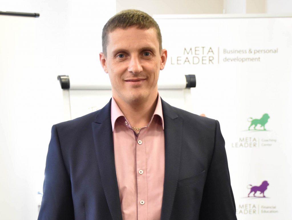 Кирилл Прищенко тренер НЛП, тренер Коучинга, Президент Ассоциации Профессиональных Коучей (APC)